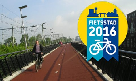 Nijmegen Fietsstad 2016