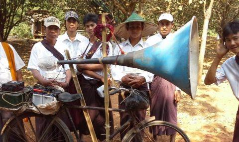 Mooier, mooist, Myanmar