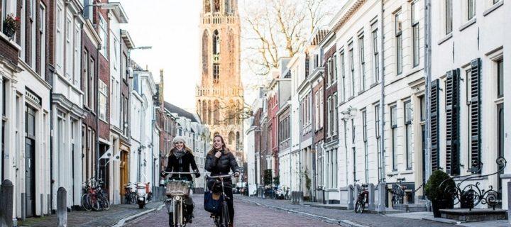 Utrecht fietsstad