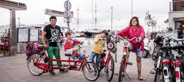 Noord gloort – Amsterdam op de Fiets