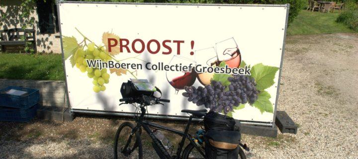 Fietsrondje: Het geluk van Groesbeek