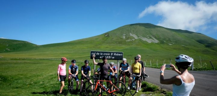 Mijn eigen Tour de France – Auvergne