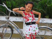 Fietsen in veranderend Vietnam